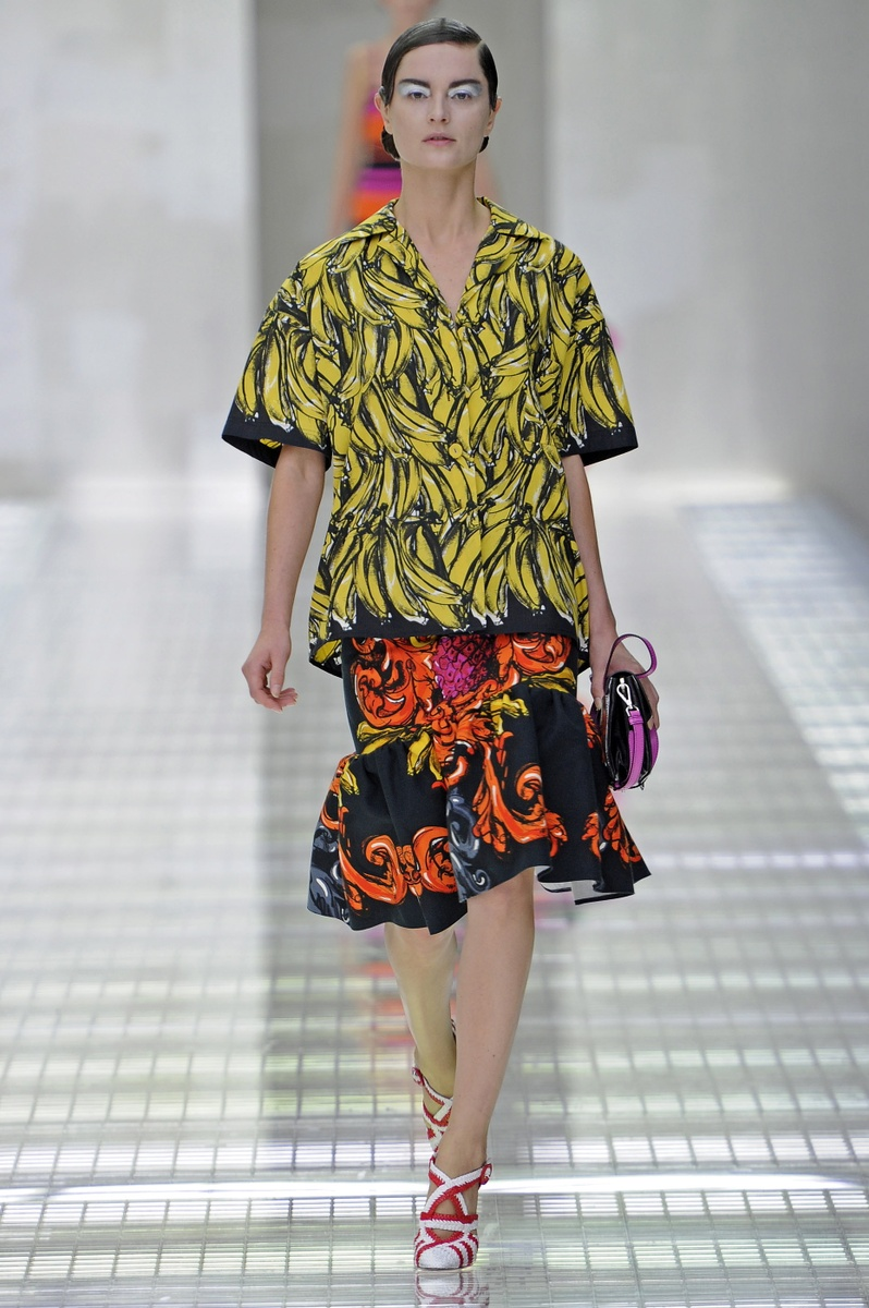 Prada SS11 / Milan Fashion Week
