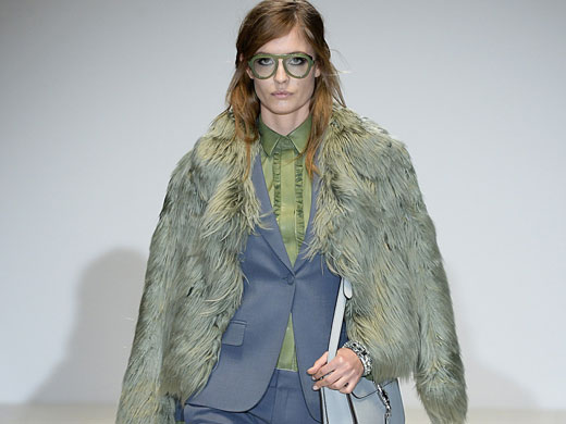 Data Decides Fall 14 S Top 10 Trends At Milan Fashion Week Mfw14