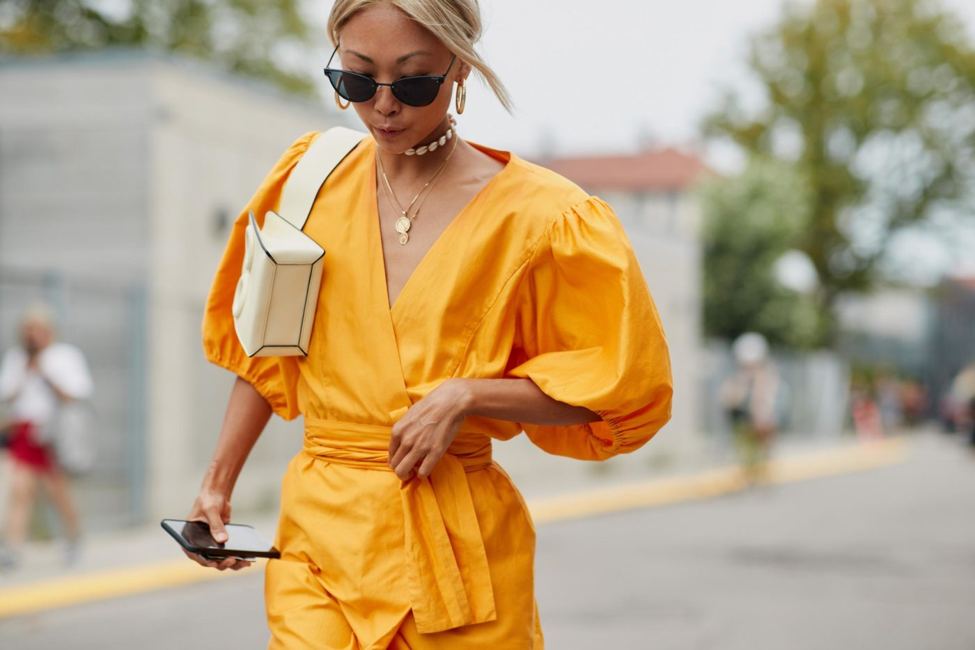 why you should invest in puff sleeves