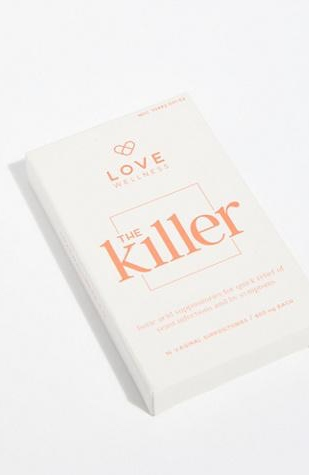 The Killer Vaginal Boric Acid Suppository Love Wellness 1