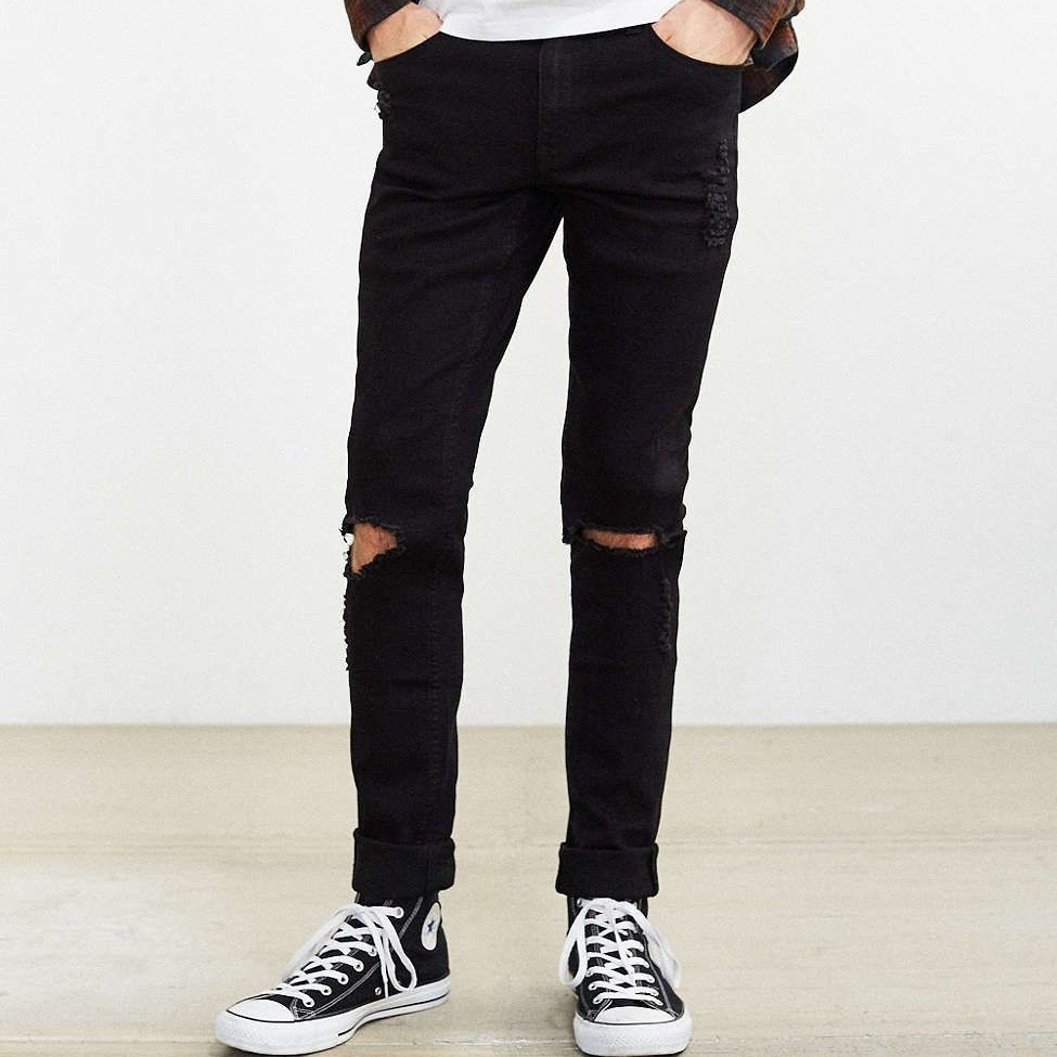Cheap Monday Black Skinny Jeans
