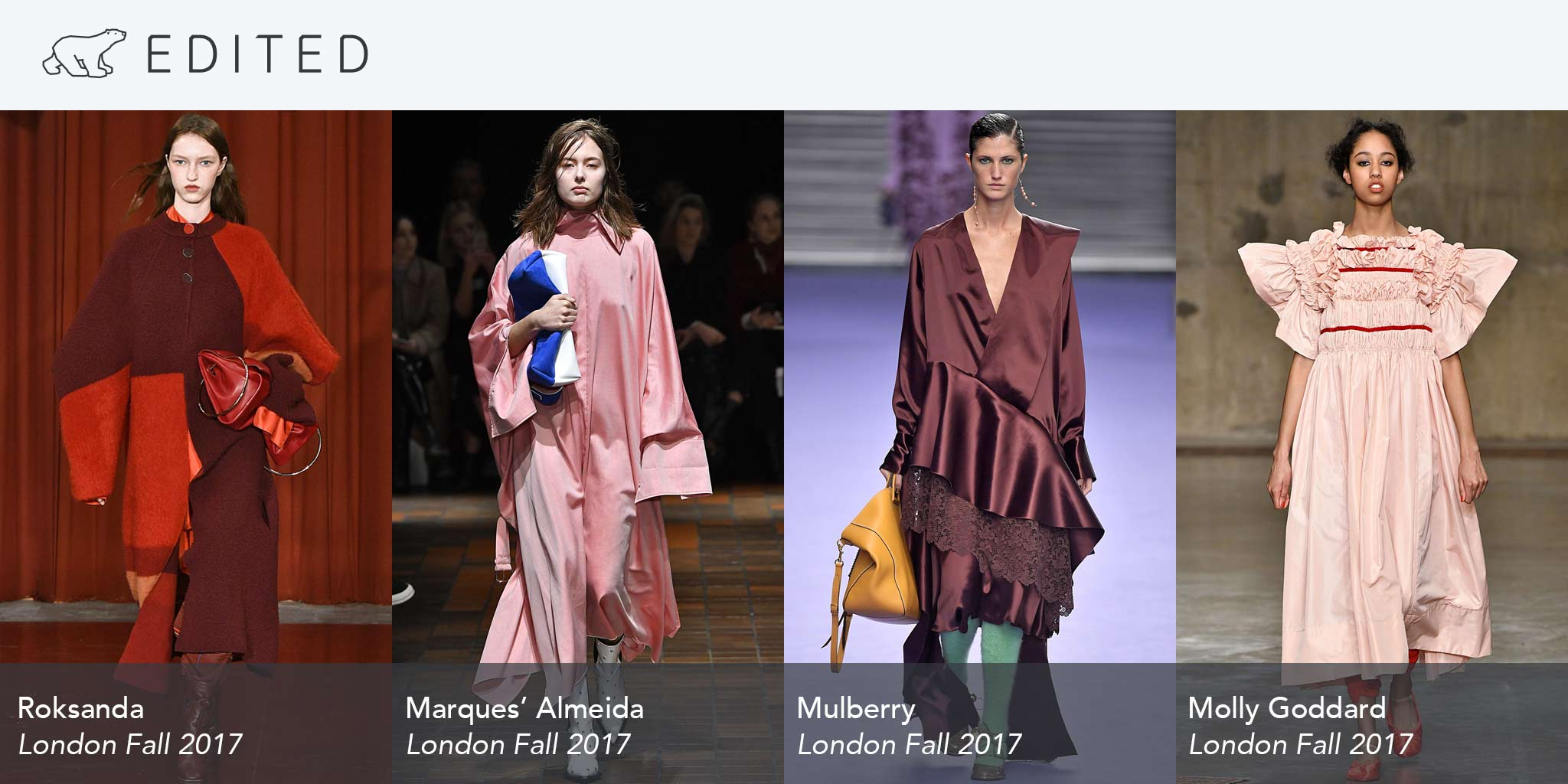Fall 2017 trends