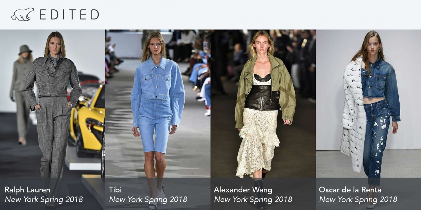 Spring 2018 trends