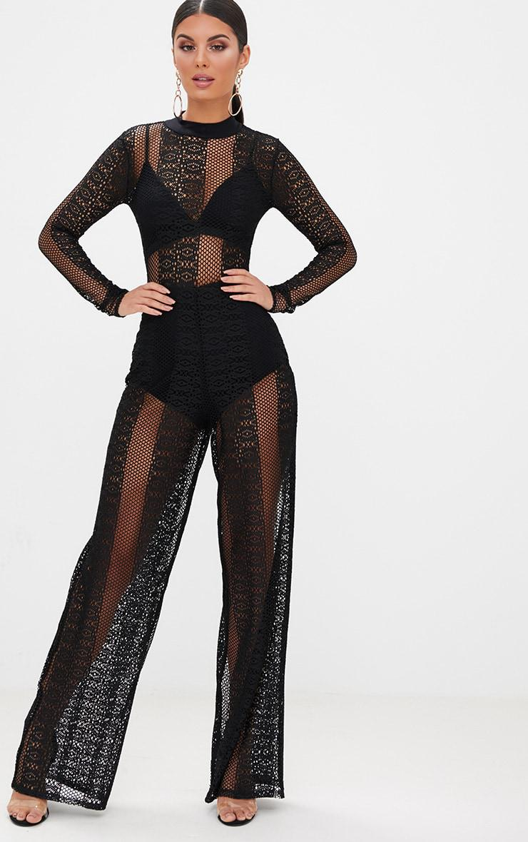 442b79e1fbb Pretty Little Thing lace jumpsuit - EDITED - EDITED