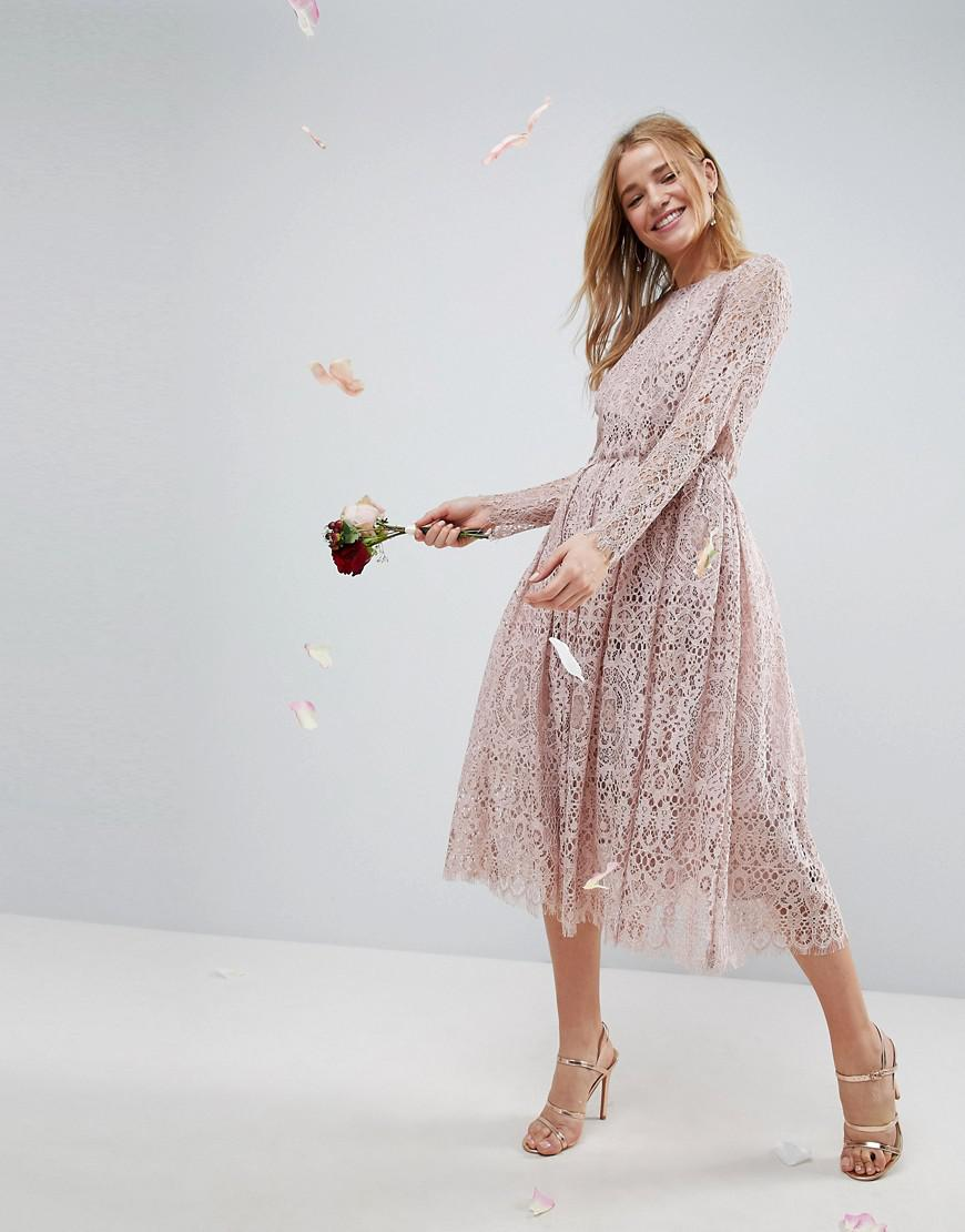 wedding dress guest asos say yes to the dress online edited